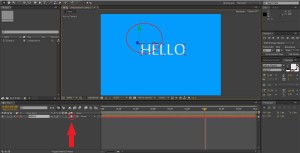Rotating an object in After Effects | Composing Digital Media