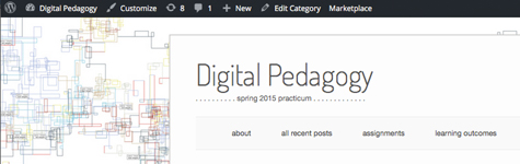 Digital Pedagogy